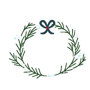 Happy Holidays - Door 8