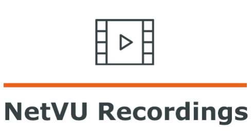 NetVU Recordings